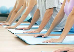 Aula de Yoga Itaim